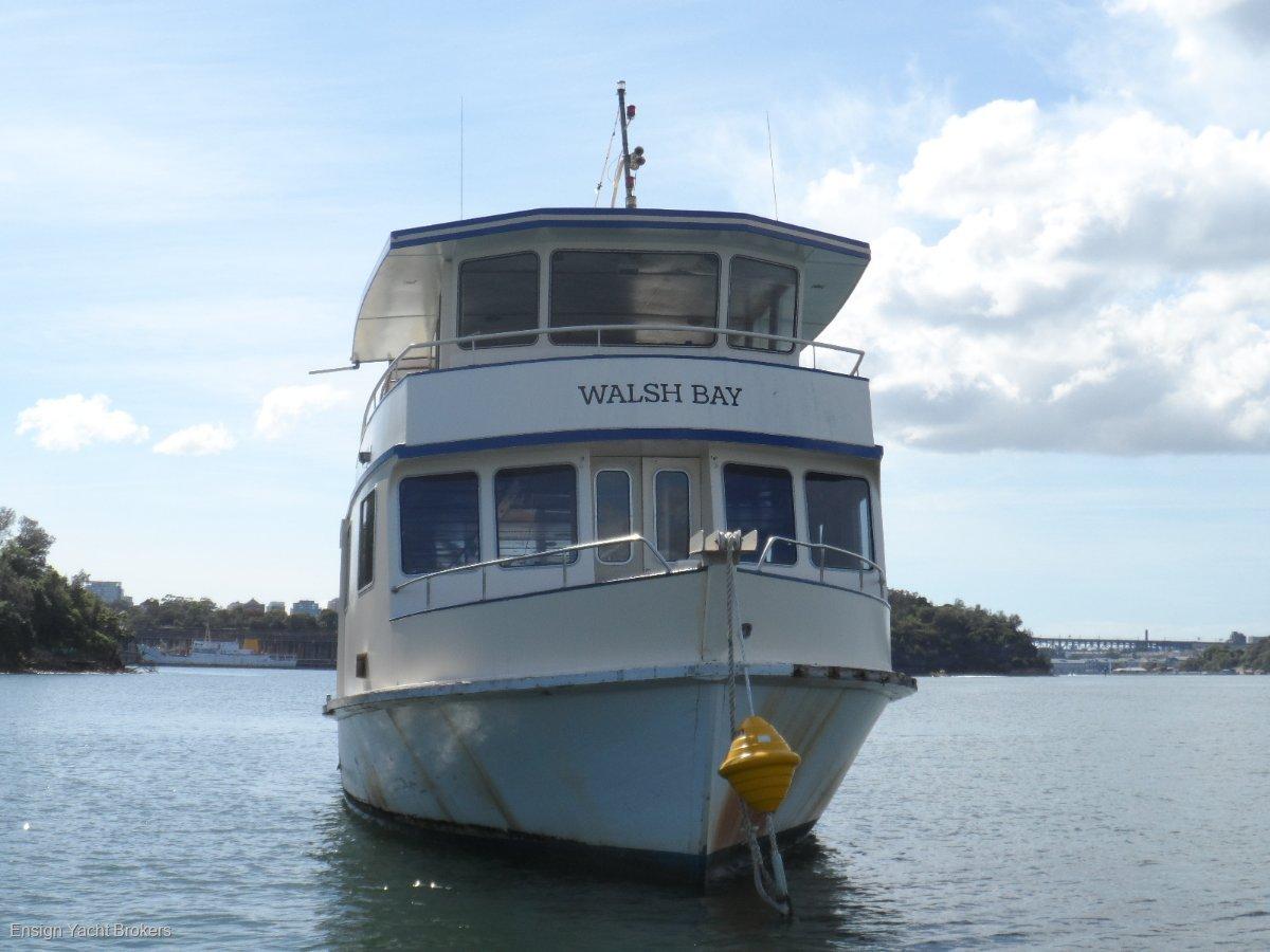 Custom Charter Party Boat