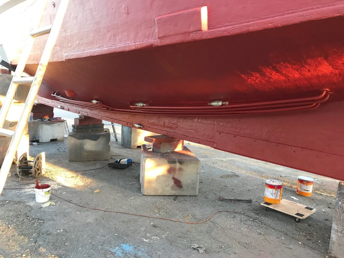 TS427 - $220,000 Timber Trawler