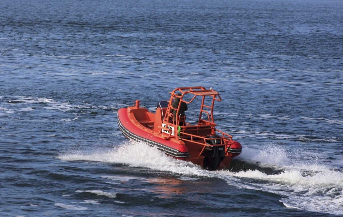 Vector - NEW BUILD - 5.3m Search and Rescue RIB
