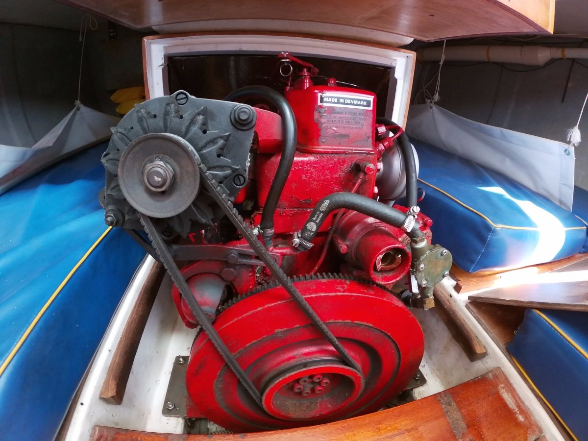 Swarbrick S111 EXCELLENT VALUE CRUISER/RACER IN GREAT CONDITION