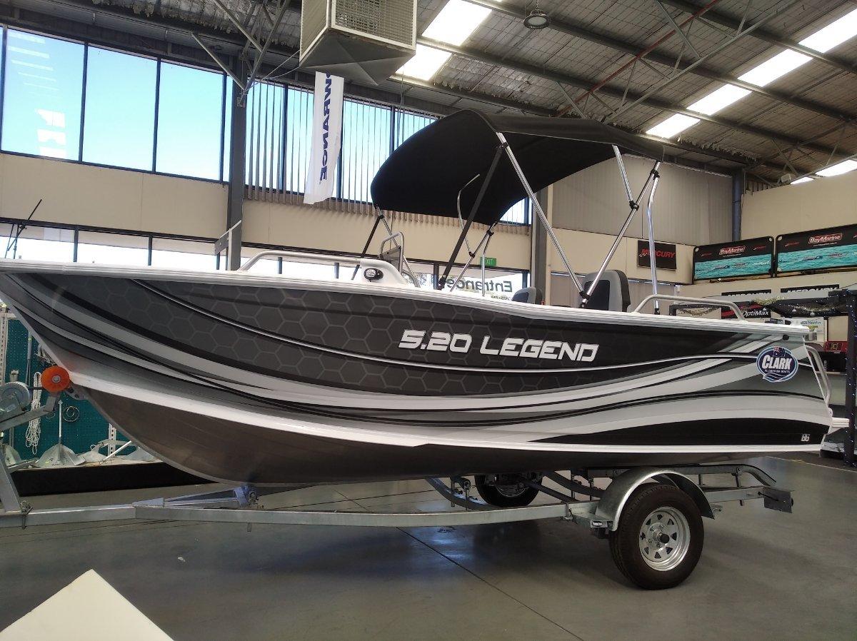 New Clark 520 Legend