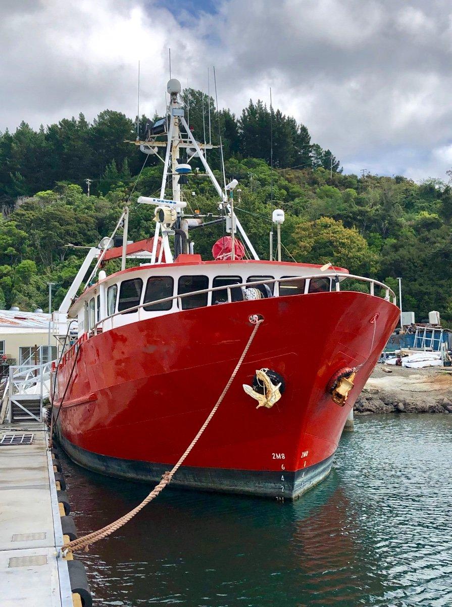 23.78m Fishing Vessel