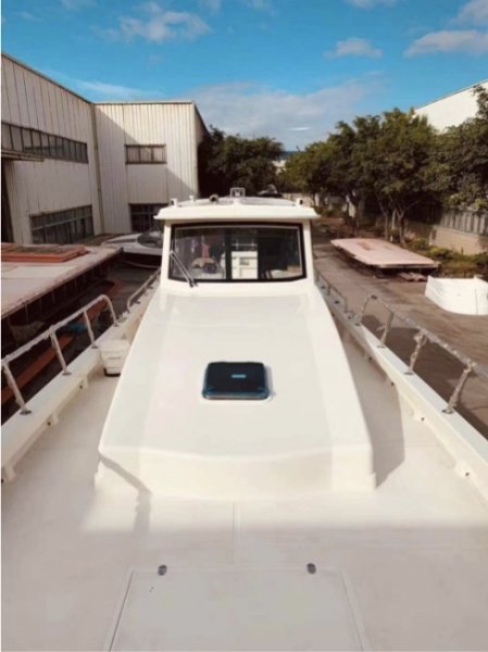 NEW BUILD - 14m Sports Fishing Boat