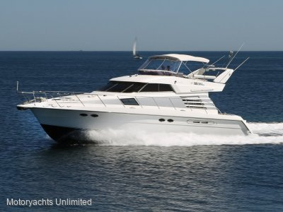 Dyna 50 - Three big cabins and two ensuites