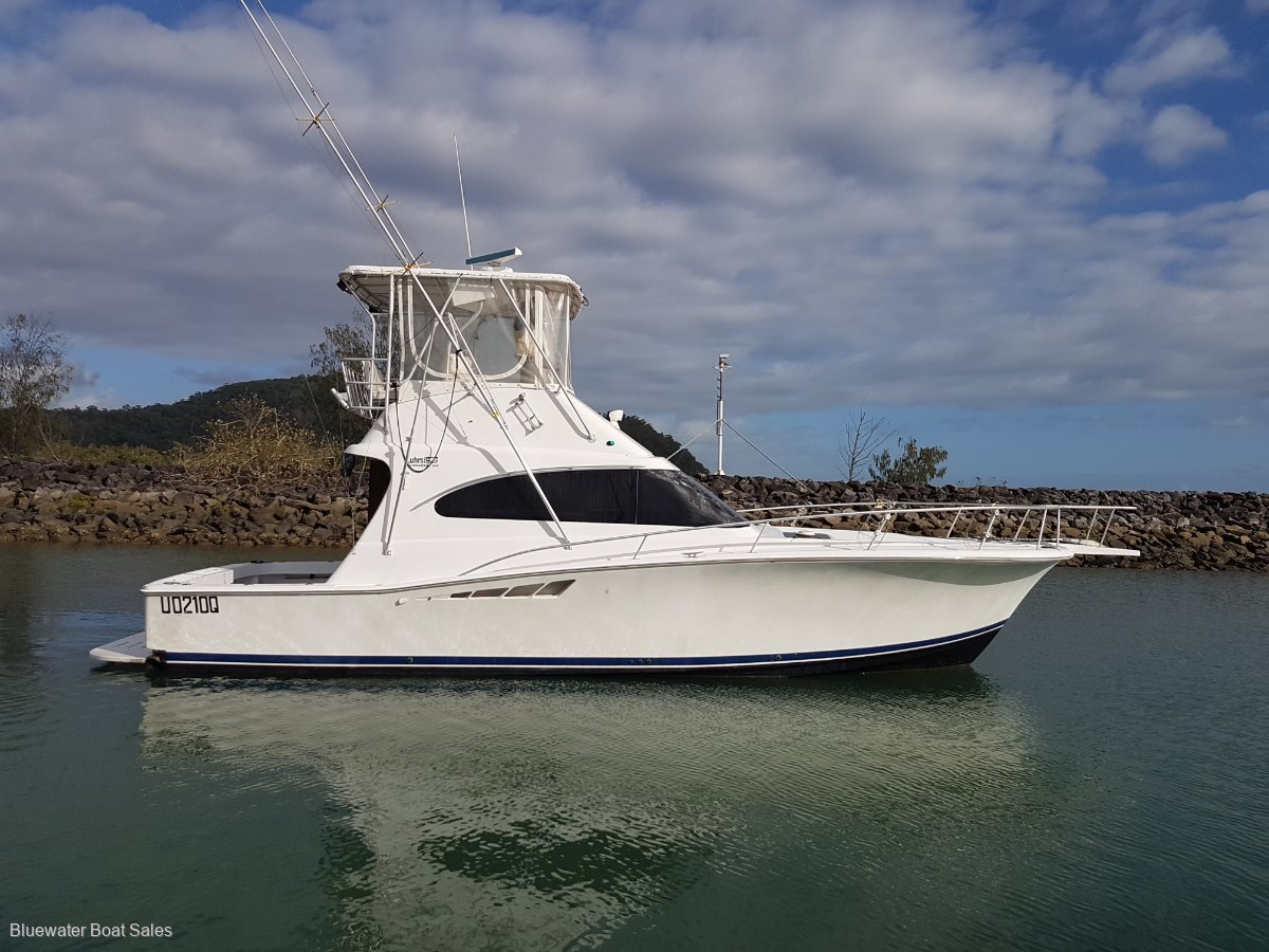 Luhrs 380 Tournament