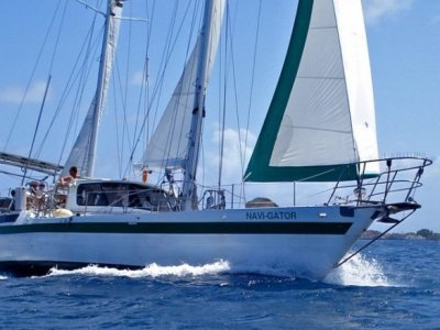 Mikado 56 Ketch Bluewater Cruiser