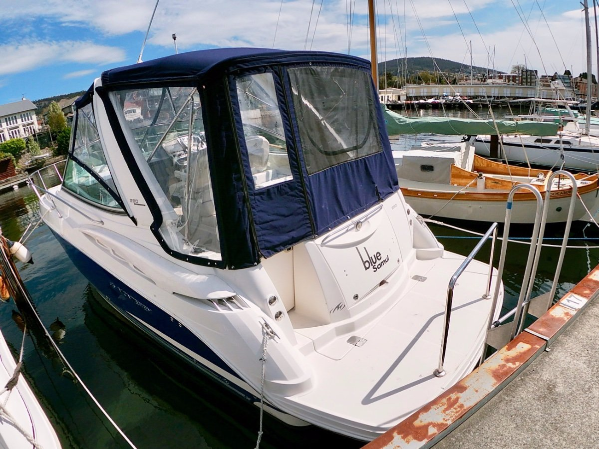 Monterey 290 Cruiser MAJOR PRICE REDUCTION, OWNER MOVES INTERSTATE
