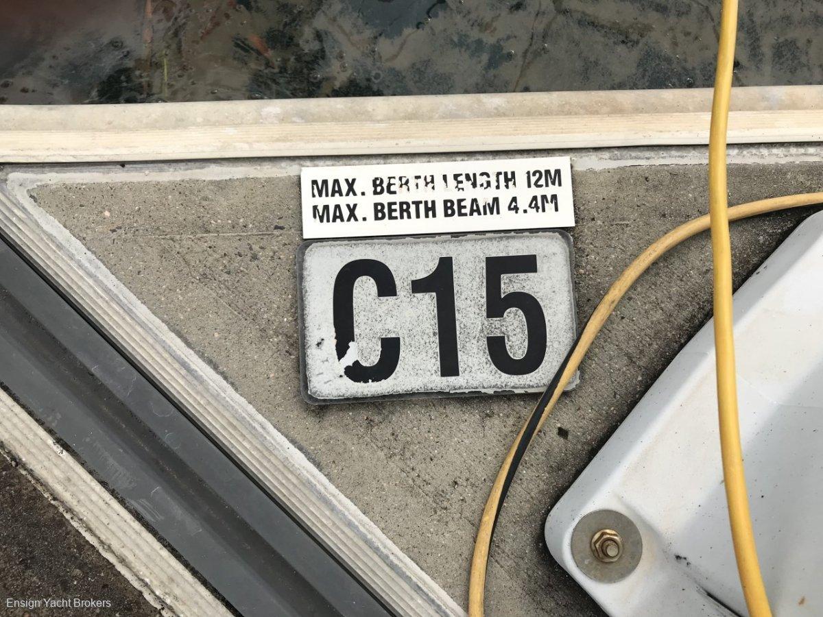 12m Berth C15 - Mooloolaba Marina