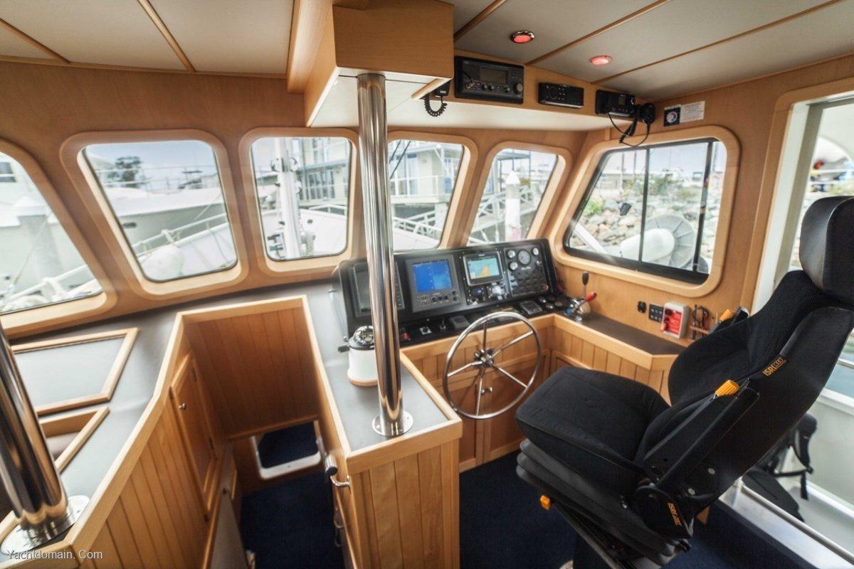 Expedition Long Range Motor Yacht