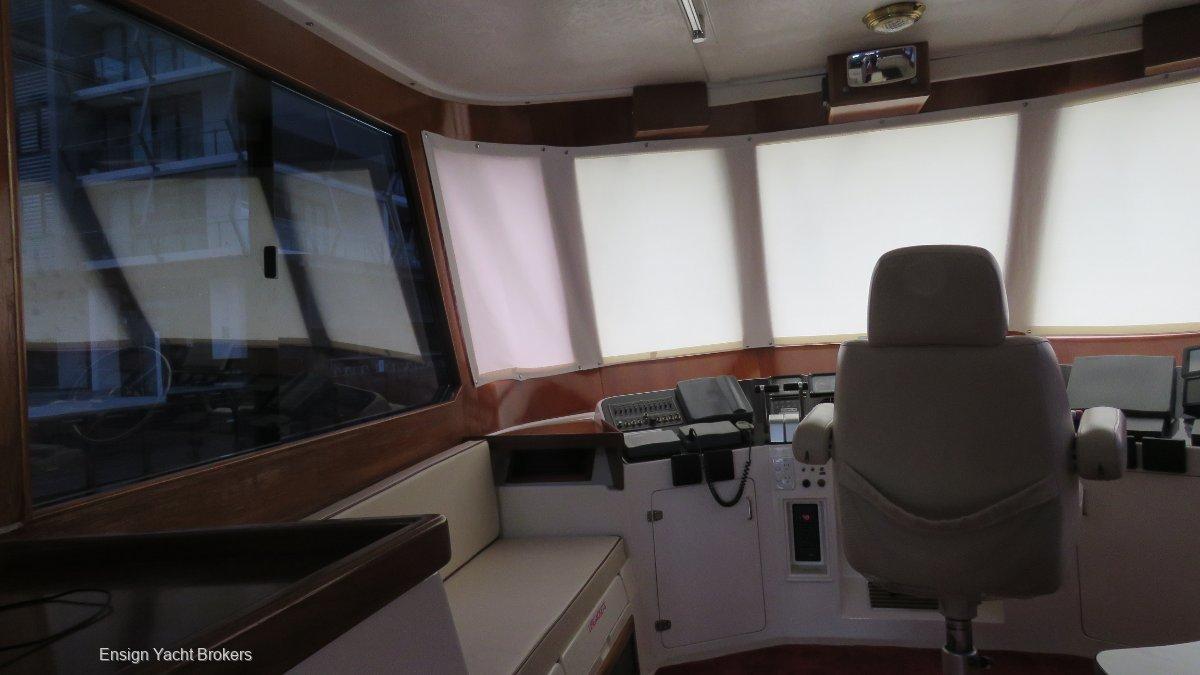 Hyatt 60 Motor Yacht