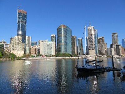 Brisbane River Secret Lifestyle - Million $ Views on a Budget