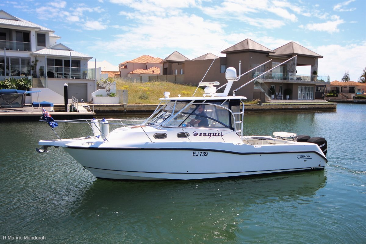 Boston Whaler 305 Conquest ***50 YEAR ANNIVERSARY EDITION *** $219,990***
