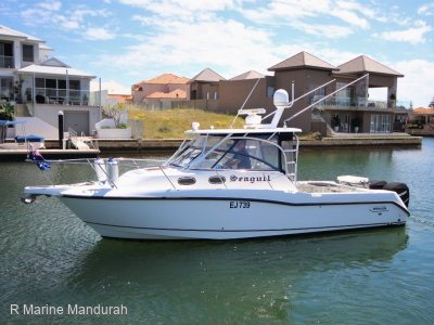 Boston Whaler 305 Conquest ***50 YEAR ANNIVERSARY EDITION *** $220000***