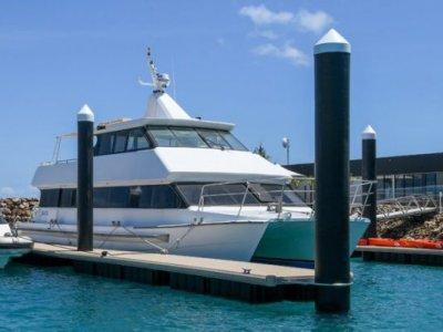 Aluminium Ferry Passenger Catamaran