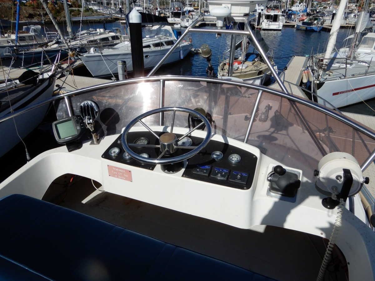Randell 28 EXCELLENT SEA BOAT PRICED TO SELL!