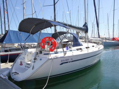 Bavaria 36 1/3 Share Private Partnership