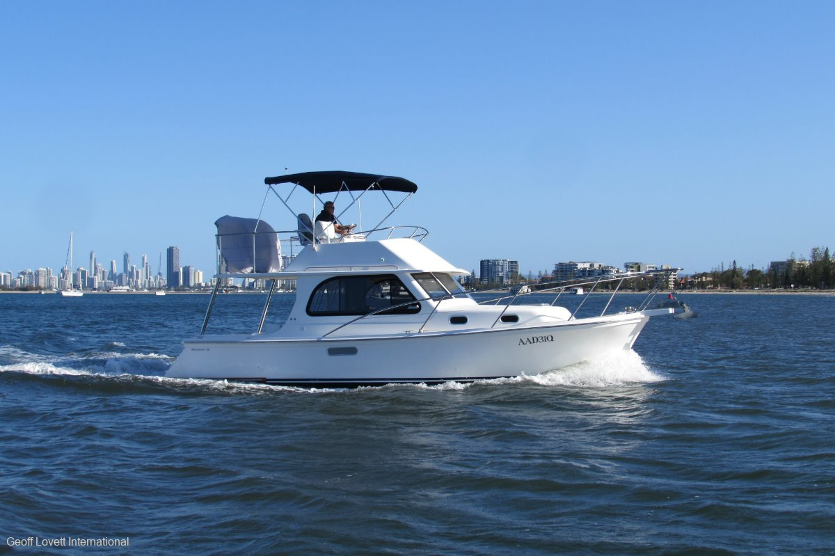 Southport 34 Cruiser New Listing