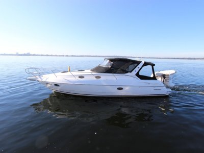 Sunrunner 3700 - DIESEL AND SHAFT DRIVE