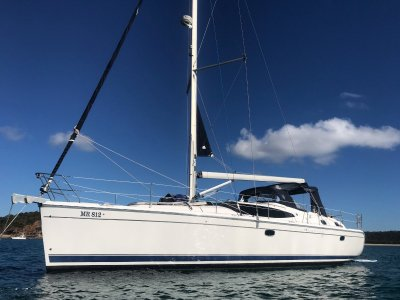 Hunter 50 Centre Cockpit - HUGE PRICE REDUCTION