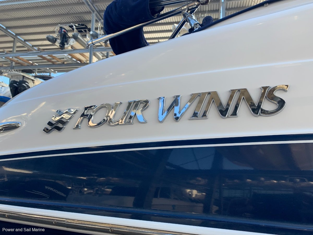 Four Winns 194 Funship This has been loved and ready for summer