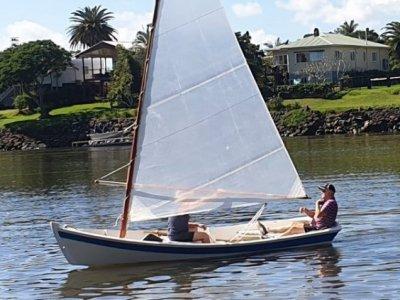 Custom 5m Sailing Skiff