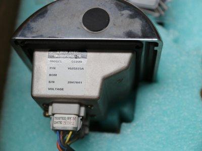 Twin Disc EC 200 parts