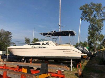 Gulf Craft Silvercraft 33SC