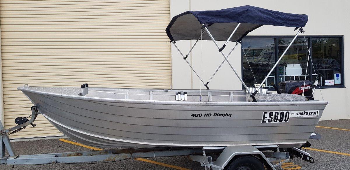 Makocraft 400 Dinghy HD Open boat