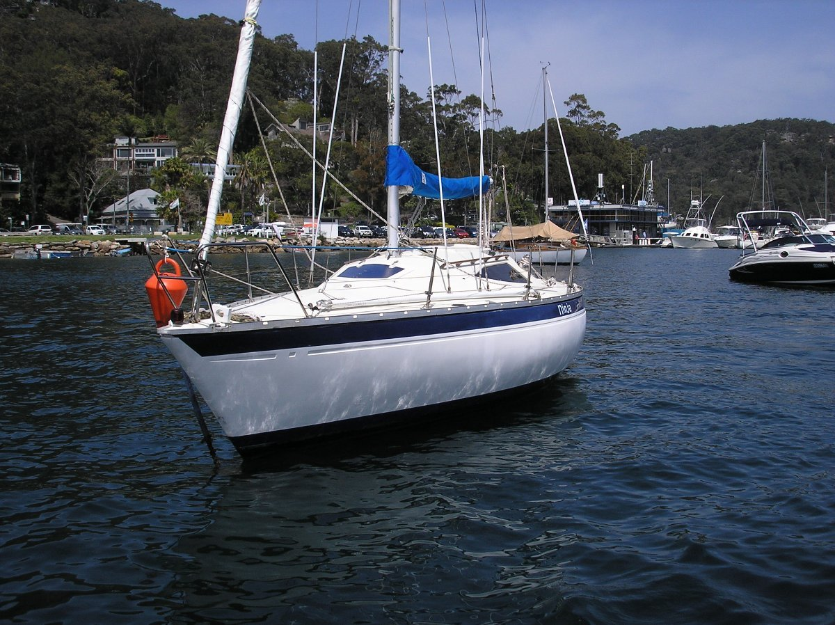Used Yamaha 25 Mkii For Sale Yachts For Sale Yachthub