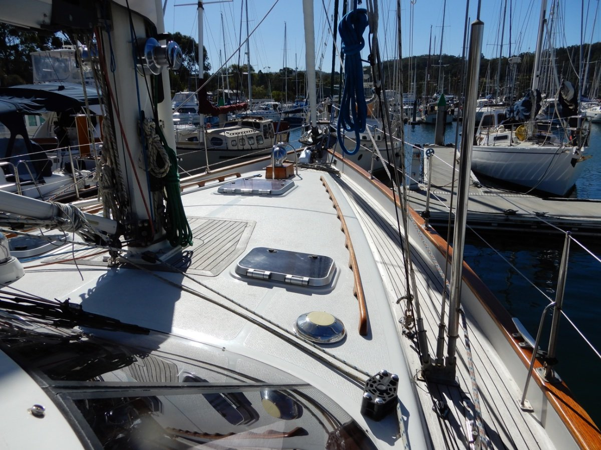 Buizen 48 Pilothouse MASSIVE PRICE REDUCTION, MUST SELL
