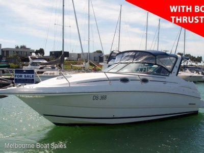 Mustang 3200SE Sportscruiser - WITH BOW THRUSTER