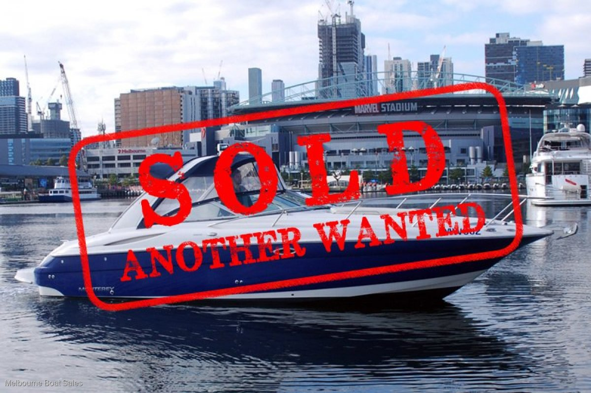 Monterey 298 SC - SOLD - ANOTHER WANTED