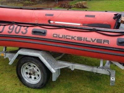 Quicksilver 380 HD