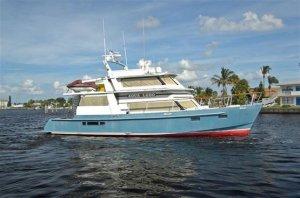60ft Trawler Motoryacht