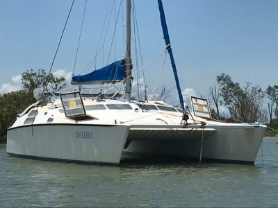 Arber 30 Shawn Arber Design Catamaran