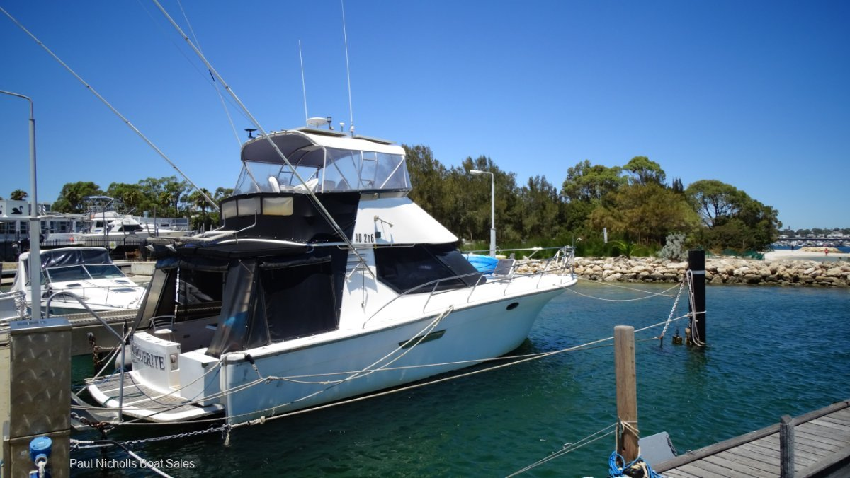 Australian Marine AM 38 GREAT VALUE AND PRICED TO SELL!