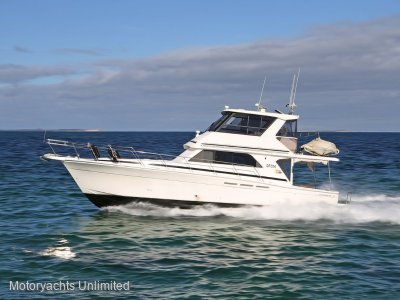 Caribbean 47 Flybridge Cruiser - Best value 47 in WA with incredible options