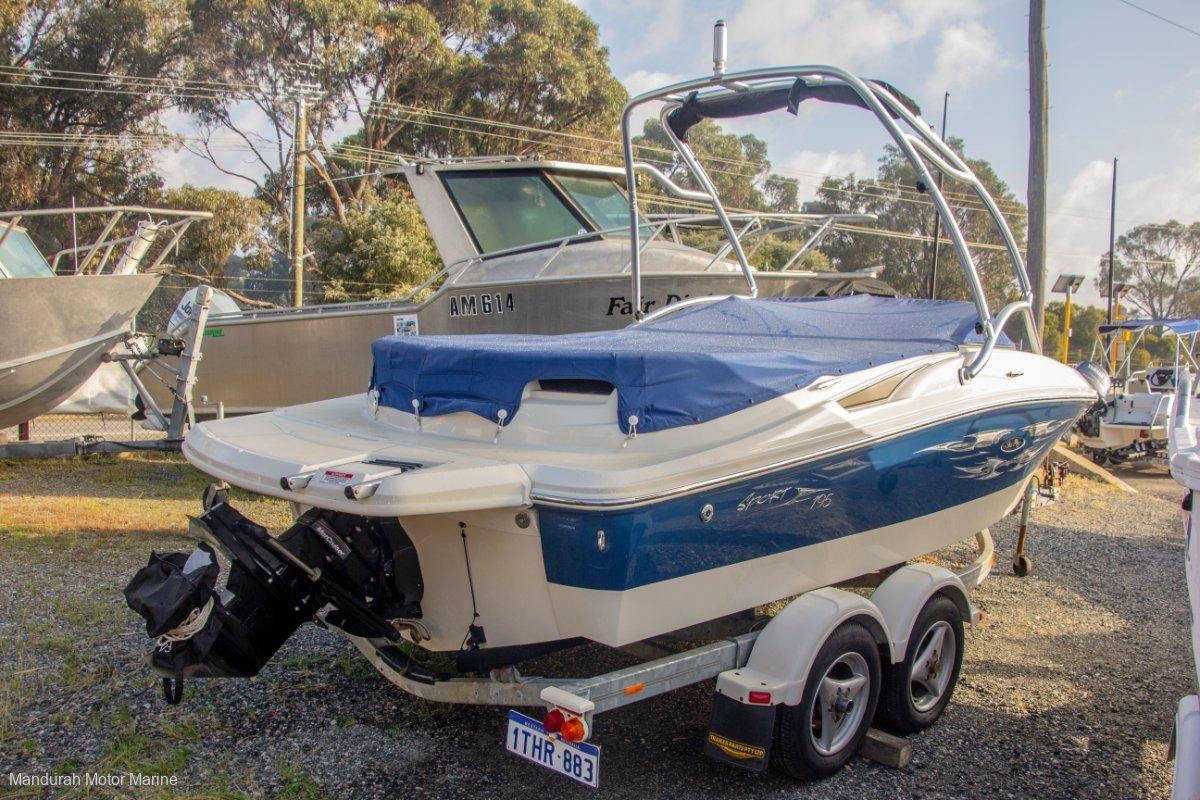 Sea Ray 195 Sport - Amazing price !