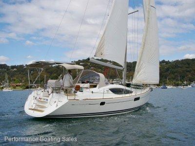 Jeanneau Sun Odyssey 45DS 2009