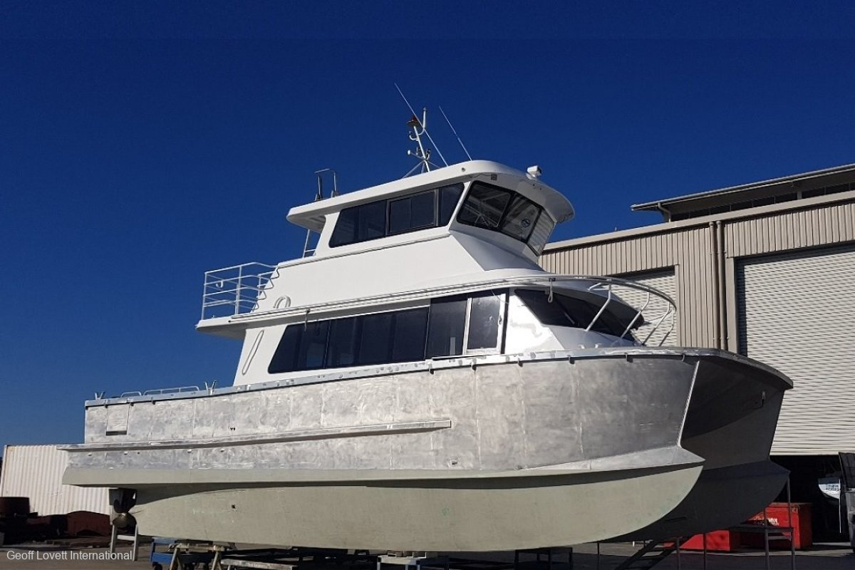 Everingham Commercial Passenger Catamaran NEW BUILD - Commercial Catamaran