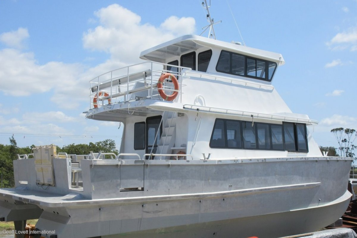 Everingham Commercial Passenger Catamaran NEW BUILD - Commercial Catamaran