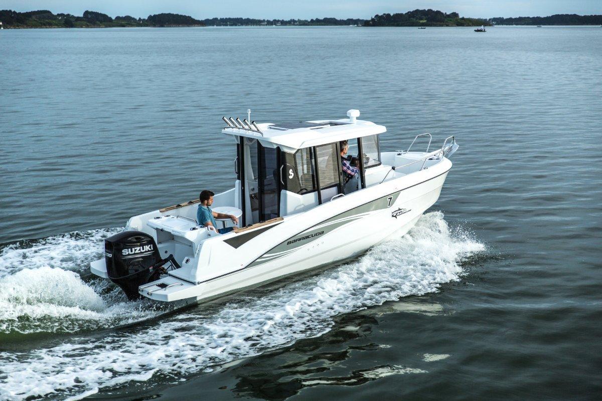 New Beneteau Barracuda 7
