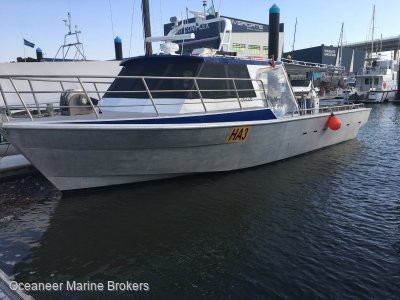 Image Commercial Charter Dive Boat
