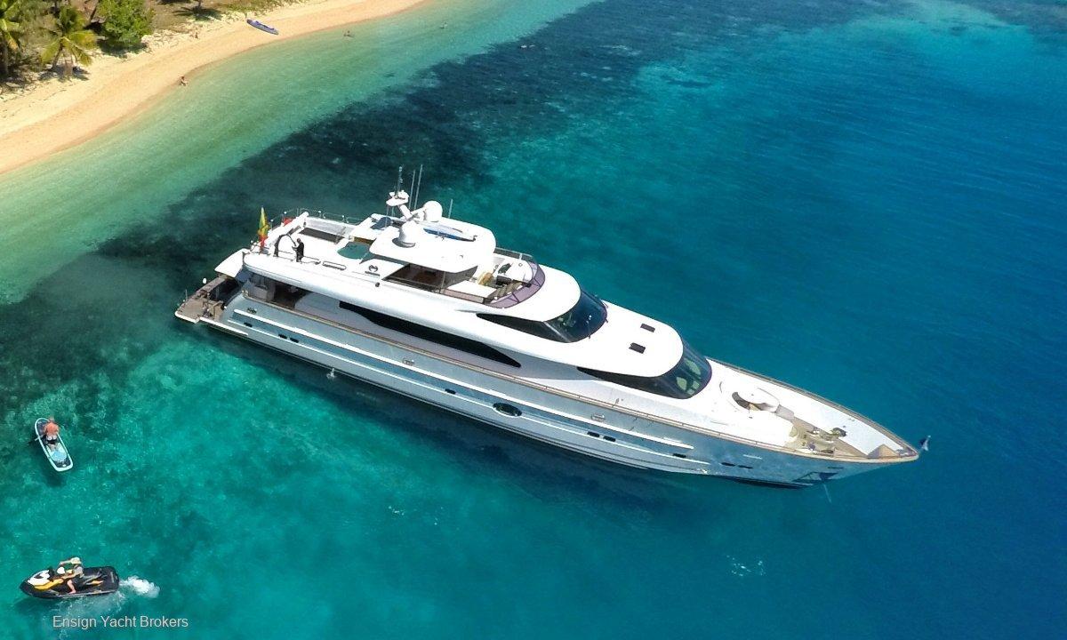 Horizon Yacht Rp97 Motor Yacht