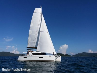 Fountaine Pajot Saba
