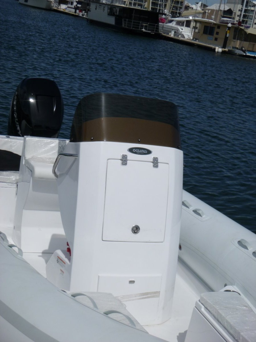 AB Inflatables Oceanus 21 VST - CURRENTLY IN STOCK !!
