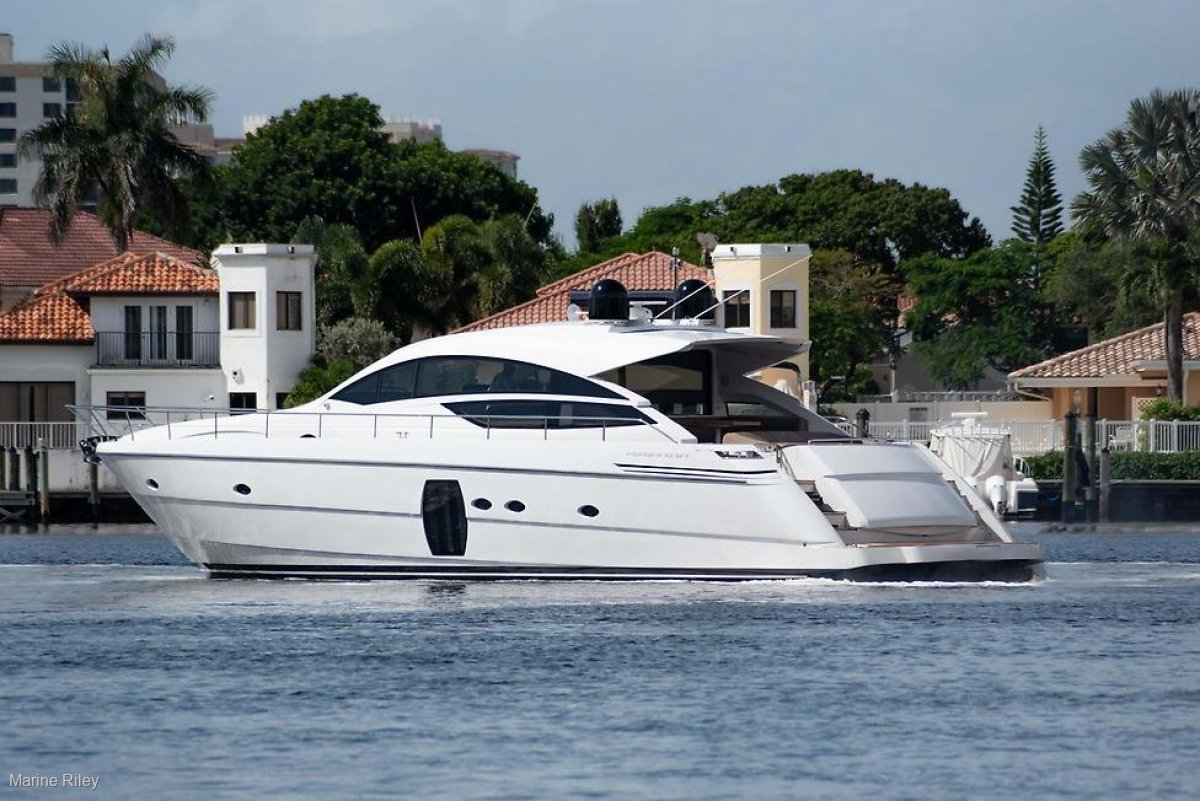 Pershing 64 EXCEPTIONAL CONDITION