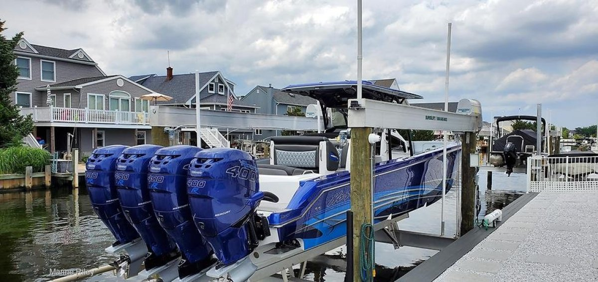 Nor-Tech 390 Sport Open BOAT SHOWS AS NEW
