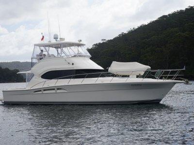 Riviera 47 Flybridge Cruiser