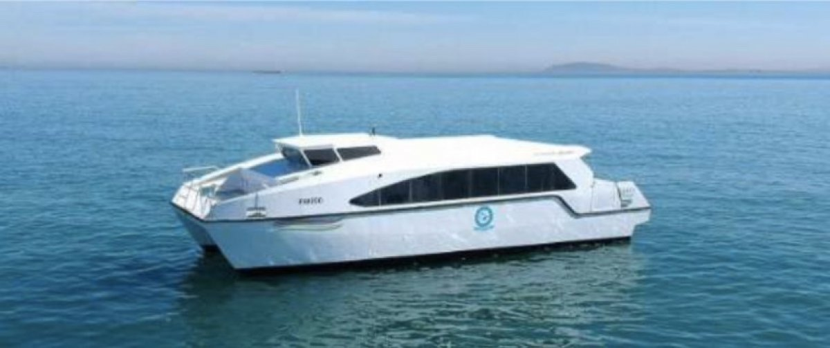 NEW BUILD - 15.6m Passenger Ferry